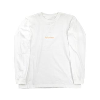 月シリーズ Long sleeve T-shirts