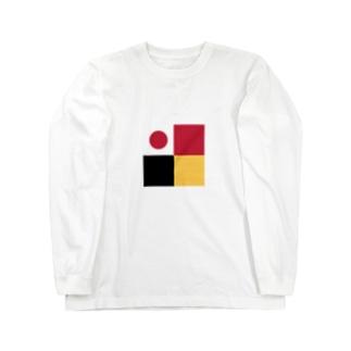 Nippon Malaya / 日本マラヤのNippon Malaya (Logo) Long sleeve T-shirts