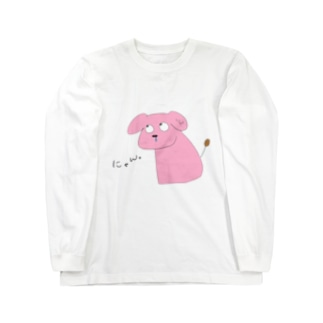ころつ犬 Long sleeve T-shirts