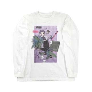 忘れられた家電と仲間たち~スーファミver.~ Long sleeve T-shirts