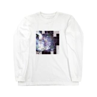 ぴぴぴら Long sleeve T-shirts