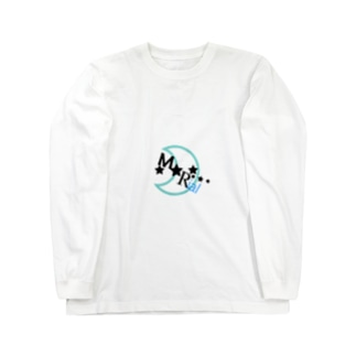 メモリアル バンド Long sleeve T-shirts