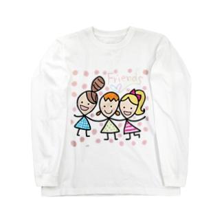 仲良し3人組 Long Sleeve T-Shirt
