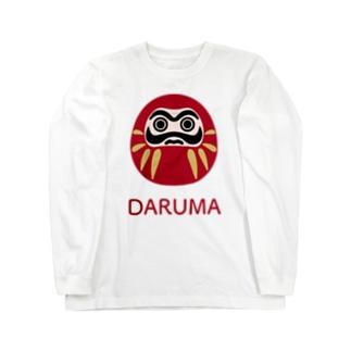 DARUMA Long sleeve T-shirts