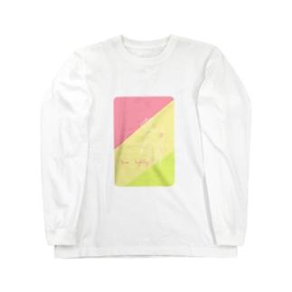 バンビちゃん Long sleeve T-shirts