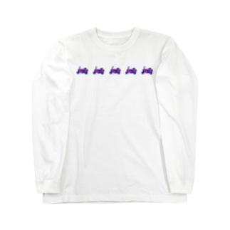 欠陥バイク Long sleeve T-shirts