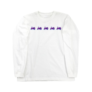 欠陥バイク Long sleeve T-shirts