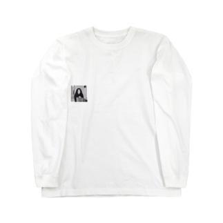 ヨーコ・オノ Long sleeve T-shirts
