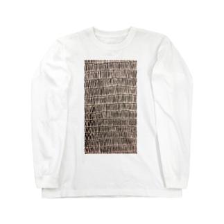 ボーン Long sleeve T-shirts