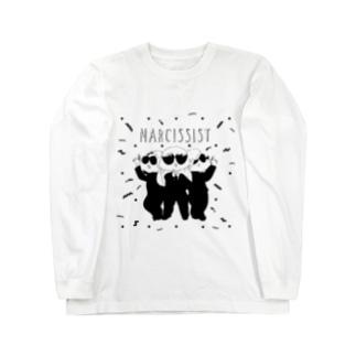 NARCISSIST Long sleeve T-shirts