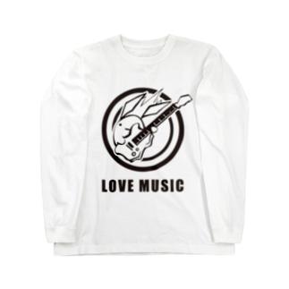【復刻】サイトウサン(2007年版)黒インク印刷 Long Sleeve T-Shirt