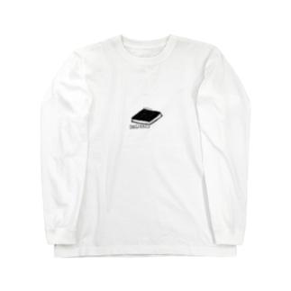 白米山盛り本舗のおにぎられたい Long sleeve T-shirts