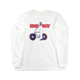 ENERGY Long sleeve T-shirts
