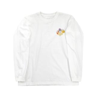 ベビーシッタートリオ Long sleeve T-shirts
