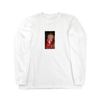 酒クズ Long sleeve T-shirts