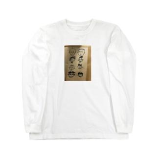 早乙女さん Long sleeve T-shirts