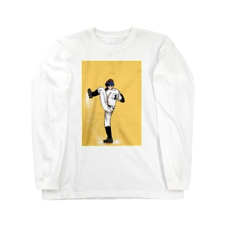 ピッチャー Long sleeve T-shirts