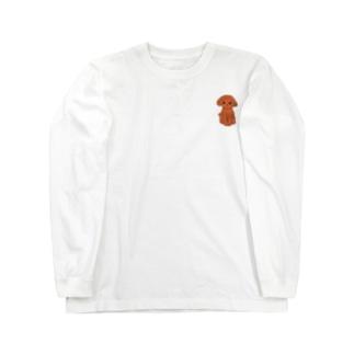 わんっ Long sleeve T-shirts