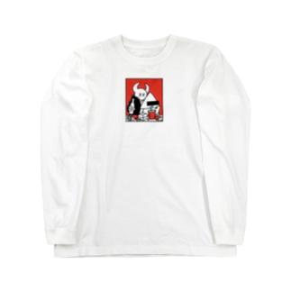 ファストフード Long sleeve T-shirts