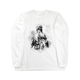 neosry2097 ミュージックグッズDBコスチューム Long sleeve T-shirts