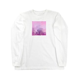 学校の外 Long sleeve T-shirts