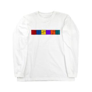 ROSERO LOGO  Long sleeve T-shirts