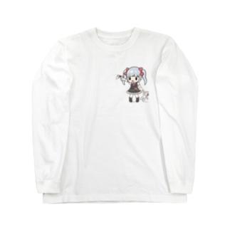 ゲームみこと2 Long sleeve T-shirts
