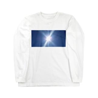 太陽サンサン Long sleeve T-shirts