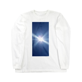 太陽サンサン Long sleeve T-shirts