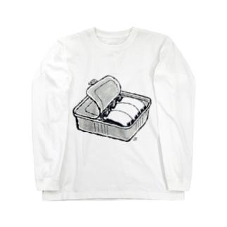 ペンギンCAN Long sleeve T-shirts