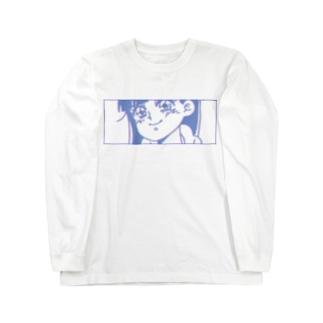 90年代ちゃん Long sleeve T-shirts