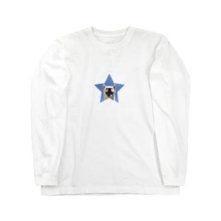 スターこじ Long sleeve T-shirts