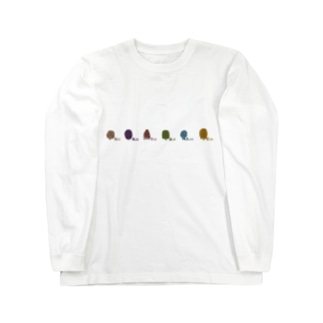 13girls 2年1組(1列) Long sleeve T-shirts
