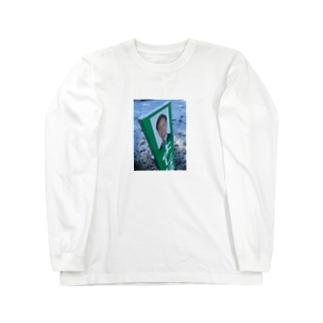 茂看板 Long sleeve T-shirts