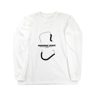 marginal space  Long sleeve T-shirts