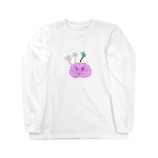 brainchan Long sleeve T-shirts
