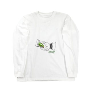 b.bluff Long sleeve T-shirts