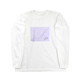 Rose pattern (Elegant) Long sleeve T-shirts