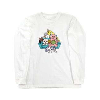 ムービータイム Long sleeve T-shirts
