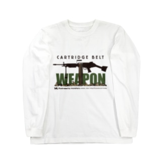 WEAPON Long sleeve T-shirts