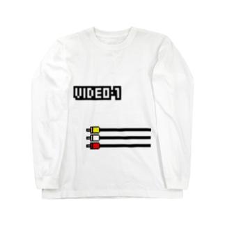 VIDEO 1 Long sleeve T-shirts