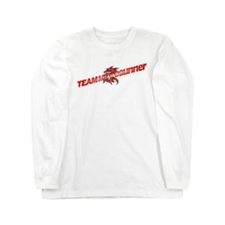 TEAM MOVE GUNNER Long sleeve T-shirts