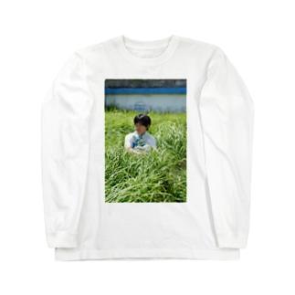 幸薄い Long sleeve T-shirts