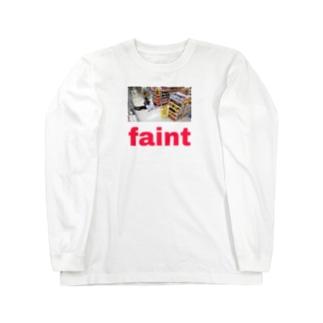 faint Long sleeve T-shirts