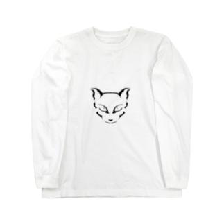 ネネココ Long sleeve T-shirts