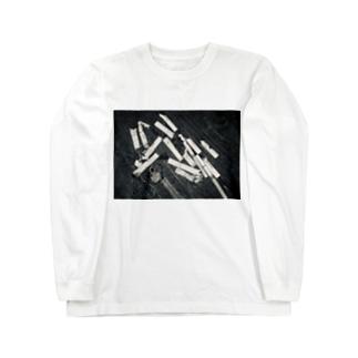 ヤニ Long sleeve T-shirts