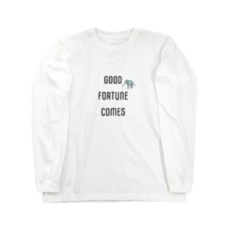 【開運】GFC Long sleeve T-shirts