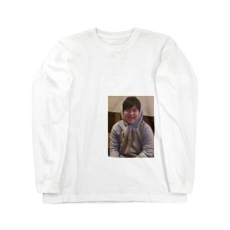 ジョンソン〜遺影篇〜 Long sleeve T-shirts