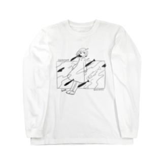 SAKANA Long sleeve T-shirts