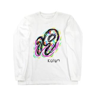 k.o.t.o.m  ロングスリーブ Long sleeve T-shirts
